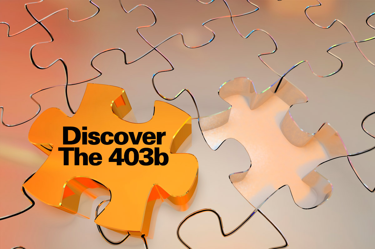Discover The 403b