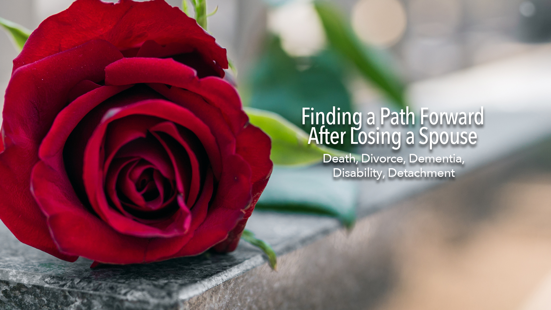 Paths Forward Blog: Death