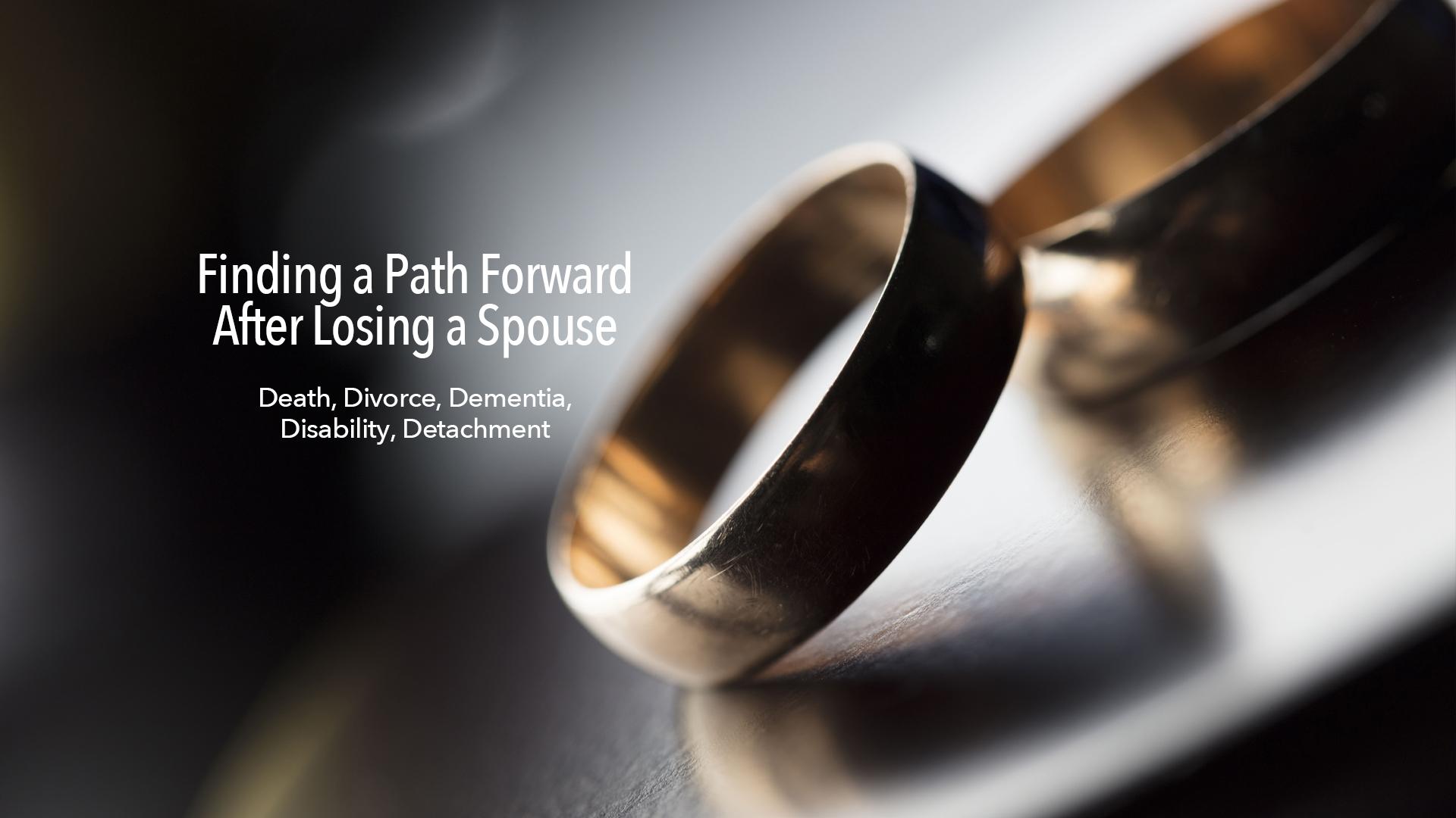 Paths Forward Blog: Divorce