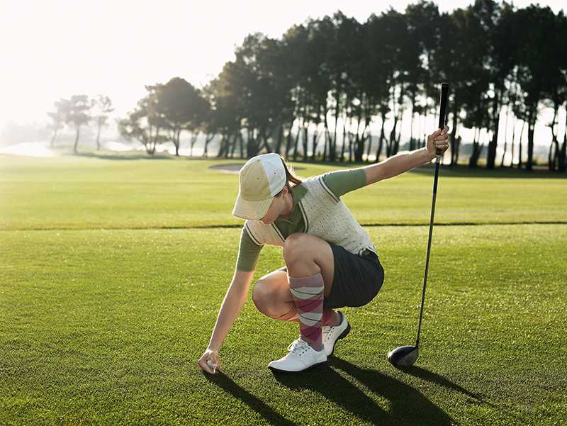 Golf Tips: How to stay calm in a pressure situation