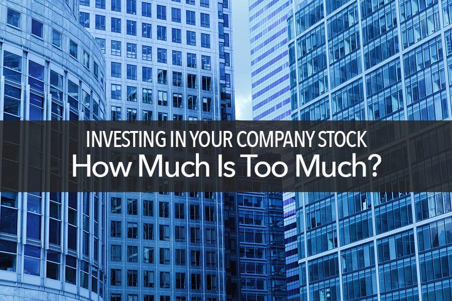 Company 401k and Company Stock