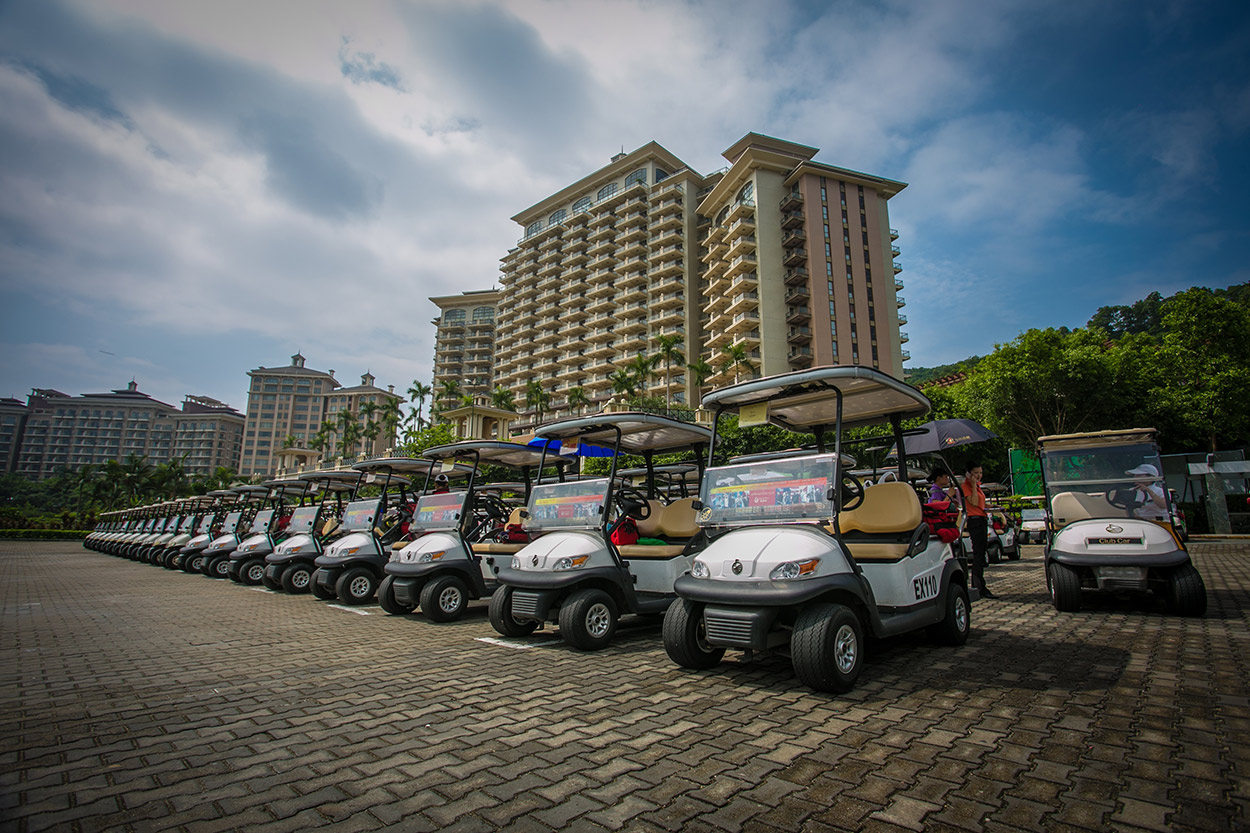 Are Golf Carts a Safety Risk?
