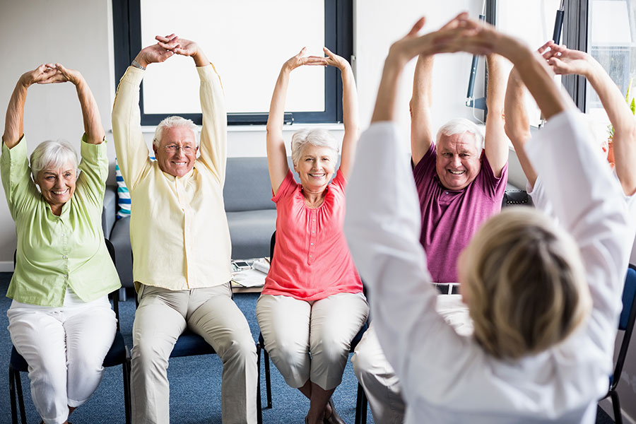Exercise may improve thinking in sedentary seniors with cognitive decline