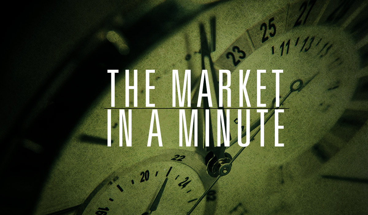The Market in a Minute